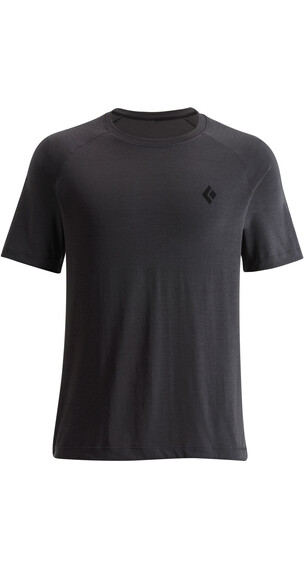 Black Diamond Watchtower Tee Men Slate